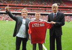 Roger Daltrey - Arsenal