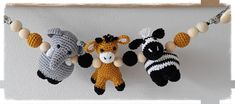 Crochet Baby Toys, Newborn Crochet, Knit Crochet, Baby Gym, Adult Crafts, Web Design, Felt Animals, Crafts To Make, Free Pattern