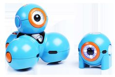 These Tech Toys for Kids Will Help Expand Your Tiny Tot's Mind #robot #toys trendhunter.com