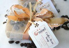 Naiad Soap Arts - handmade soaps wrapped in cute ribbon and hand tags