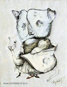 Minina gusta una taza más de té