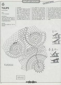 Magic crochet № 102 - Edivana - Álbuns Web Picasa