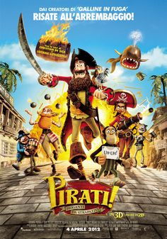 Watch The Pirates! In an Adventure with Scientists! Full Movie Online
