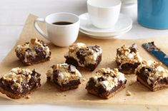 CADBURY S'more Brownies Recipe