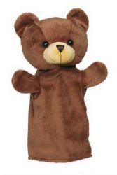 Кукла на руку Медведь GOKI