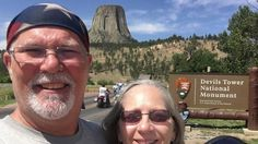 Summer Trip 2016 Vlog Day 12 - 08-10-2016 Devils Tower National Monument