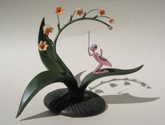 """WDCC Fantasia Lily of the Valley Fairy """"The Gentle Glow of a Luminous Fairy"""""""