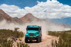 Equipo De Rooy Iveco - Dakar 2013