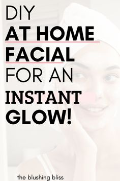 Facial Steps At Home, How To Do Facial, Skincare Dupes, Clear Skin Tips, Simple Face, Glass Skin, Healthy Skin Care, Clean Face, Perfect Skin