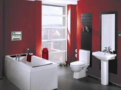 Bathroom Color Scheme orange bathroom colors - bing images @darren himebrook crowder
