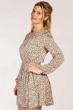 Rebecca chiffon dress