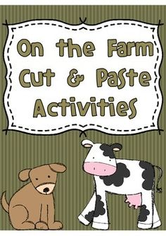 This week's freebies are all about having fun on the farm! Farm Kids Addition Math Center By: Kamp Kindergarten Farm Vocabulary Pictures By: Michelle Walter Farm Friends Calendar Set By: Mary Doerge Farm Friends Emergent Reader By: Juls Kinder Teach Farm Animal Graphing By: Randi Farm BINGO By: Expressly Speaking Farm Words Initial Sounds …