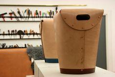 Handmade Leather Furniture at London Design Festival 2015 - Core77