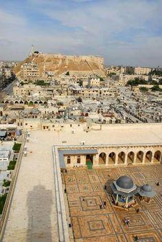 حلب Naher Osten, Land Before Time, Mediterranean Sea, Mosque, Continents, Croatia, Belgium, Paris Skyline, Egypt