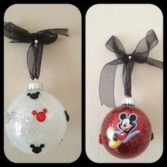 Keepin it simple 101 diy disney christmas ornaments could do keepin it simple 101 diy disney christmas ornaments could do with any toys or characters diy disney ornaments pinterest disney christmas ornaments solutioingenieria Image collections