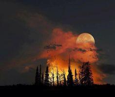 Twitter, Moonrise Colorado. pic.twitter.com/9DmefaIiH1