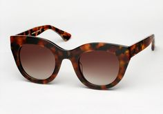Thierry Lasry Deeply Sunglasses - Tortoise Multicolored