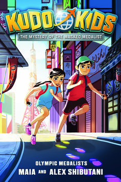 """Read """"The Mystery of the Masked Medalist"""" by Alex Shibutani available from Rakuten Kobo. From two-time Olympic bronze medalists Maia and Alex Shibutani comes a fun-filled, fast-paced middle-grade mystery set a. Tokyo Olympics, Summer Olympics, Kristi Yamaguchi, Library Week, Future Games, Kids Series, News Games, Figure Skating, Book 1"""