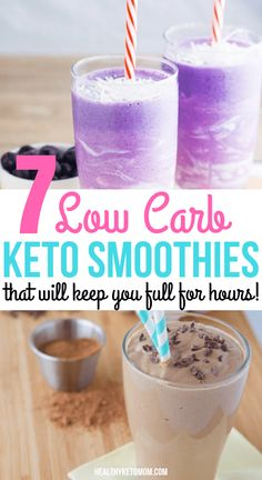 Best Keto Smoothies To Have For Breakfast To Make Losing Weight Easier On The Ke. Best Keto Smoothies To Have For Breakfast To Make Losing Weight Easier On The Ketogenic Diet! Smoothie King, Smoothie Bowl, Smoothie Vert, Smoothie Cleanse, Keto Smoothie Recipes, Low Carb Smoothies, Apple Smoothies, Breakfast Smoothies, Breakfast Recipes