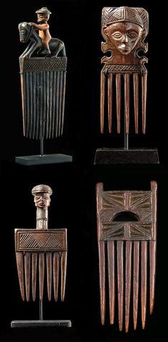 Chokwe Cisakulo (Comb), Angola http://www.imodara.com/post/89397427454/angola-chokwe-cisakulo-comb