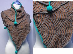 mormenekşeler: dikdörtgen şal-etol örgü Knitting Needles, Baby Knitting, Knitted Baby Blankets, Knit Patterns, Handicraft, Crochet Stitches, Cool Hairstyles, Projects To Try, Mens Fashion