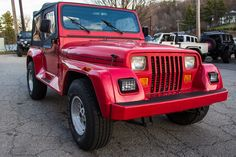 1991-jeep-wrangler-yj-renegade-front-grille-red