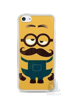 Capa Iphone 5C Minions #3 - SmartCases - Acessórios para celulares e tablets :)