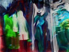 'Women in white' von Gabi Hampe bei artflakes.com als Poster oder Kunstdruck $18.02