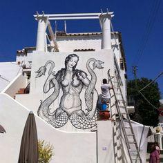 Capri The Island Of Art: opere in mostra nell'isola.