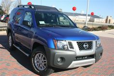 2014 Nissan Xterra S 4x2 S 4dr SUV SUV 4 Doors Blue for sale in Norman, OK Source: http://www.usedcarsgroup.com/used-nissan-for-sale-in-norman-ok