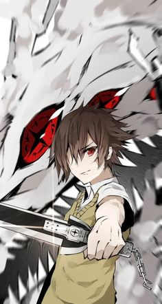 Akame Ga Kill, Dark Fantasy Art, Anime Fantasy, Anime Nerd, Anime Guys, Anime Gangster, Western Anime, Aphmau Fan Art, Susanoo