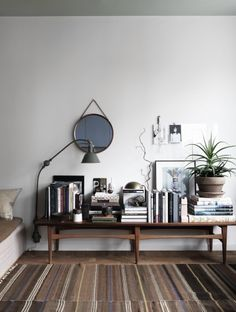 Home of Sasa Antic via Elle Decoration SA