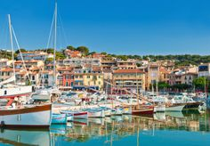 "Cassis, France: The perfect little French fisherman's town to enjoy a little ""Joie de vivre"""