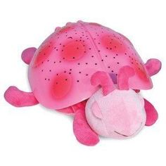 #4: Cloud B Twilight Pink Ladybug - Night Light; no. CLB7353PK