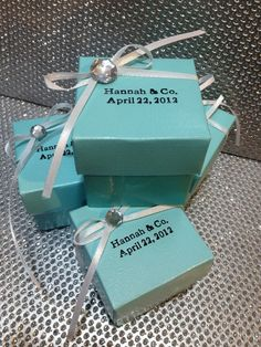 "Photo 1 of 45: Damask and Tiffany Blue / Bridal/Wedding Shower ""Hannah & Co Gets Married!! "" 
