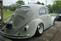 Slammed Vw beetle Oval