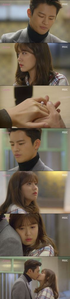 Nam Ji-hyeon was touched by Seo In-guk's actions. On the latest episode of the MBC drama 'Shopping King Louis' on November 3rd, Bok-sil and Louis became business partners. Back in Seoul, Louis visited Bok-sil's office everyday before he went to work himself. He was jealous of Bok-sil and Joong-won being close but he went back to the way he was before and still begged her to buy him noodles.