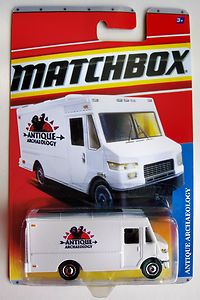 ANTIQUE ARCHEOLOGY - AMERICAN PICKERS - CUSTOM VAN - Matchbox - Toby has to have this!
