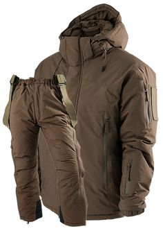 Carinthia | Military Sleeping Systems & Cold Weather Clothing | ECIG | EXTREME COLD INSULATION GARMENTS
