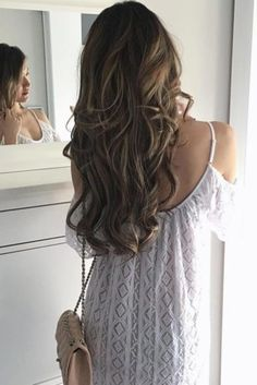 Womens Hairstyles : 11 Fun and Easy Hairstyles for Long Hair 11 Fun and Easy Hairstyles for Long Easy Hairstyles For Long Hair, Cute Hairstyles, Braided Hairstyles, Little Girl Haircuts, Beautiful Haircuts, Long Layered Hair, Girl Short Hair, Hair Hacks, Hair Type