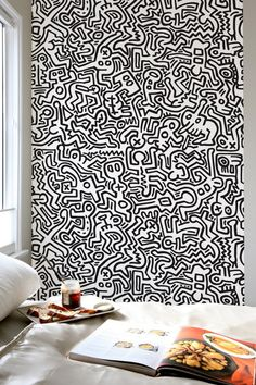 Keith Haring Pattern Wall Tiles - Blik