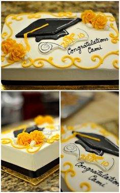 gradyation cakes - Google Search