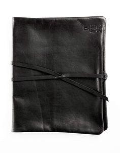 Fifth Ave Shoe Repair :: IPAD COVER/BAG BLACK