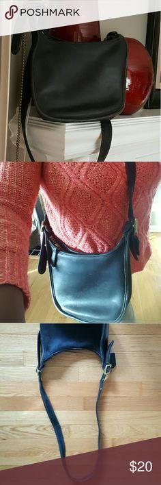 56ef5b722885 ... get handbags purses wallets dillards coach purse black leather purse  with white stitching. coach facf2