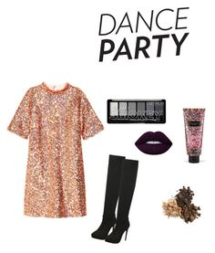 """""""Dance Party"""" by pavlinap on Polyvore featuring H&M and Victoria's Secret"""