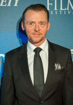 Simon Pegg, Ready Player One, West End, Hampshire, In Hollywood, Winchester, Actors & Actresses, Movie Tv, Red Carpet