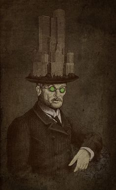 The Architect, by Eric Fan