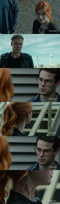 """#Shadowhunters 1x03 """"Dead Mans Party"""""""