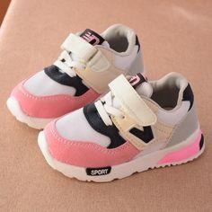 Sport Enfants Chaussures Nouveau Automne Hiver Net Respirant Mode Enfants  Garçons Chaussures Anti-Glissante Filles 50f4350bc984