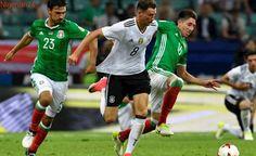 Rapid-fire Goretzka puts Germany in Confederations Cup final